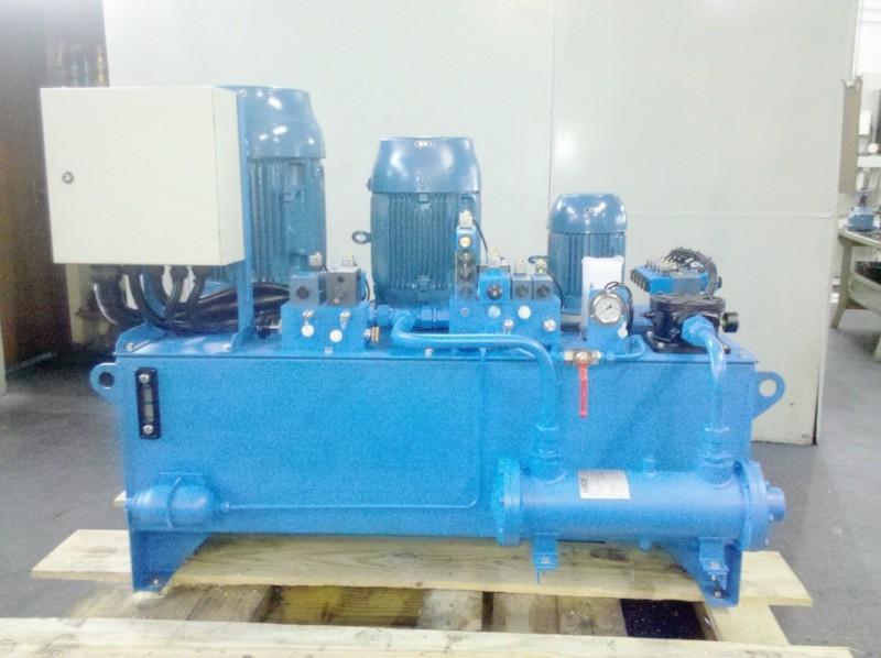 Unidades Hidráulicas Especiais | unidade hidraulica Eaton Vickers